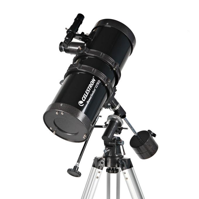 Teleskop ten stanowi świetny start w świat astronomii