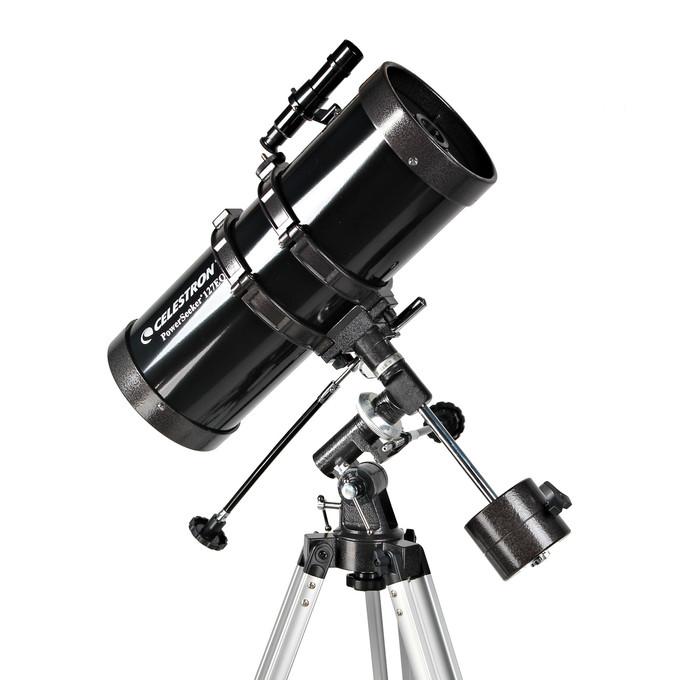 Teleskop Celestron PowerSeeker 127 EQ