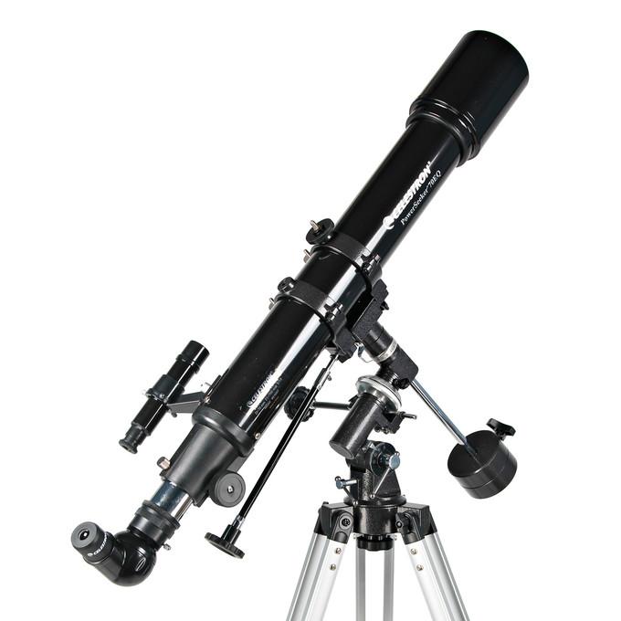 Teleskop Celestron PowerSeeker 70EQ