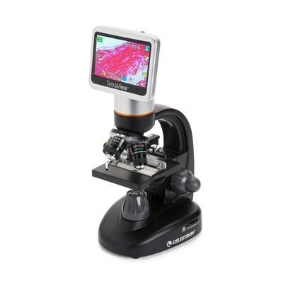 Mikroskop cyfrowy TetraView LCD